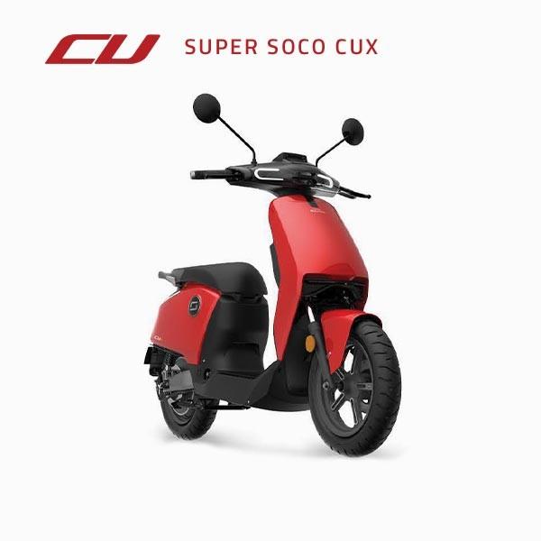 Super Soco CUX