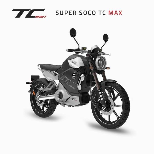 Super Soco TS MAX