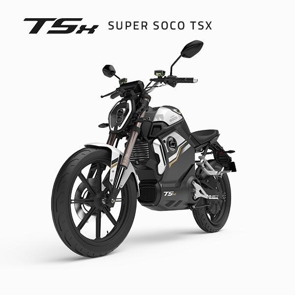 Super Soco TSX